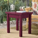 Sandiford Plastic Side Table