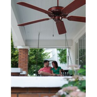 Check Prices 52 5-Blade Ceiling Fan By Broan
