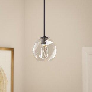 Wrought Studio Kettner 1-Light Pendant