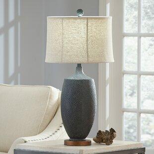Birch Lane™ Bosch Hammered Table Lamp