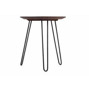 Laverty Contemporary End Table by Union Rustic