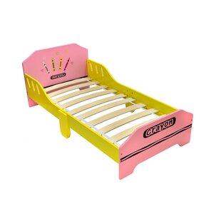 Bebe Style Platform Bed by Bebe Style