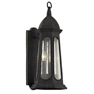 Darby Home Co Desi 3-Light Outdoor Sconce
