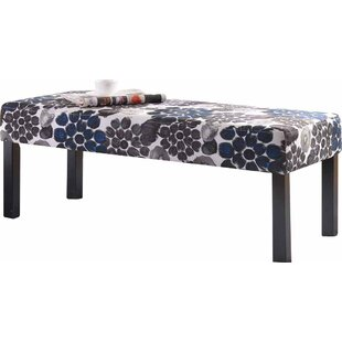 Sherri Upholstered Decorative Bench by Ebern Designs