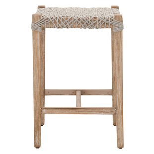 Randal 25.5 Stool Bungalow Rose