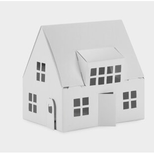 Affordable Casagami House Solar Night Light By MoMA