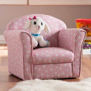 Price Check Hednesford Heart Kids Club Chair ByHarriet Bee