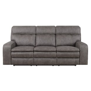 Eoin Reclining Sofa by Red Barrel Studio