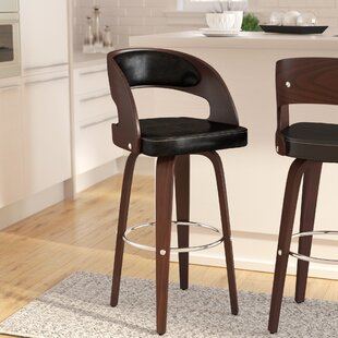 Tavistock 31 Swivel Bar Stool Brayden Studio