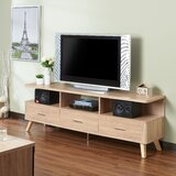 Satsuma TV Stand for TVs up to 78 inches by George Oliver