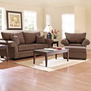 Klaussner Furniture Bart Configurable Living Room Set