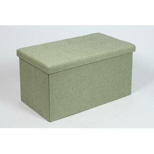 Harlingen Storage Ottoman by Ebern Designs