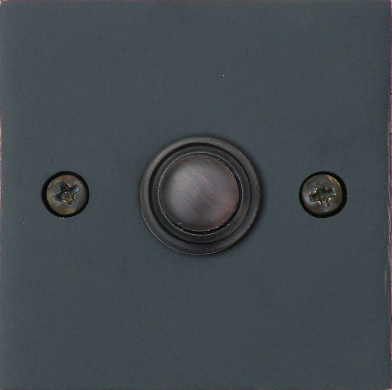 High QUALITY Polished Stainless Steel DOORBELL Switch PREMIUM new Door BELL
