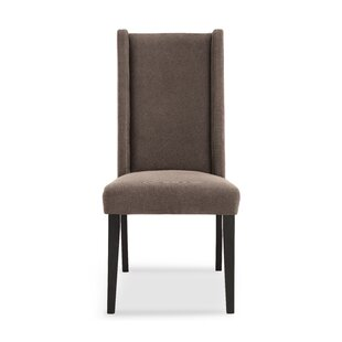Gracie Oaks Wakerobin Upholstered Dining Chair (Set of 2)