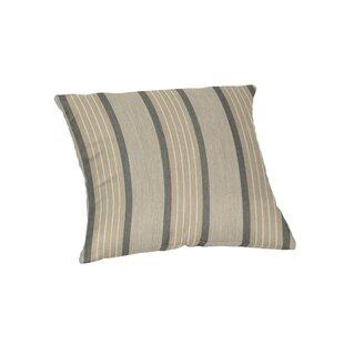 Coweta Stripe Outdoor Throw Pillow