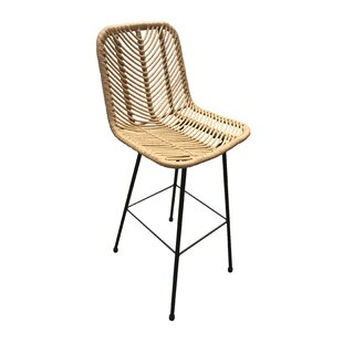 Vidal 45cm Bar Stool (Set Of 2) By Bay Isle Home