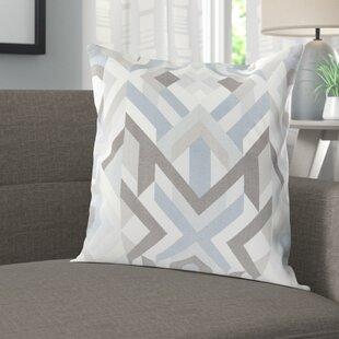 Justus 100% Cotton Pillow Cover