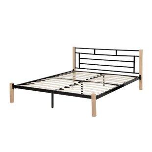 Novinger Bed Frame By Brambly Cottage