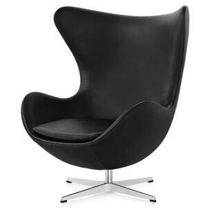 Orren Ellis Quarterman Swivel Lounge Chair