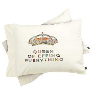 Bianca Green Her Daily Motivation Pillowcase