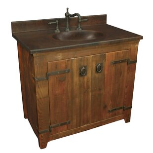 Top Reviews Americana 36 Single Bathroom Vanity Base Only By Native Trails, Inc.