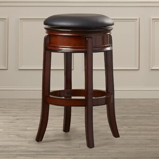 Avelina 29 Swivel Bar Stool Astoria Grand