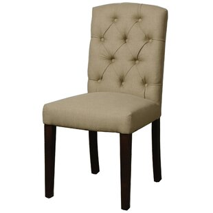 Legros Upholstered Dining Chair (Set of 2) Alcott Hill