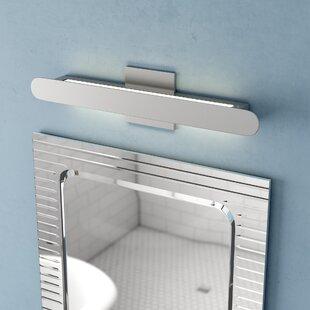 Wade Logan Aspasius LED Aura 1-Light Bath Bar