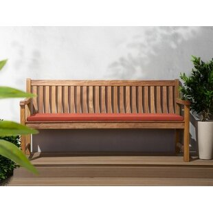 Starnes Wood Garden Bench (Set of 2)