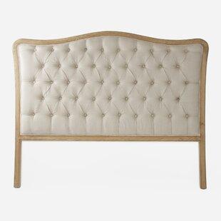 Maison Queen Upholstered Panel Headboard by Zentique