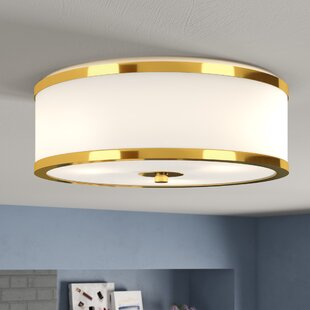 Fredela 3-Light Flush Moun..
