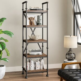 Yreka Bookshelf by Trent A..