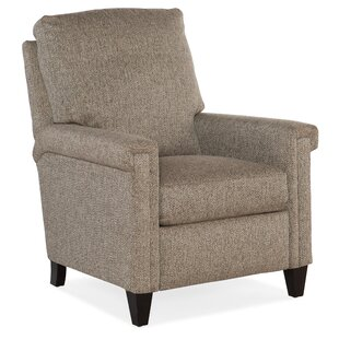Kara Leather Manual Recliner Bradington-Young