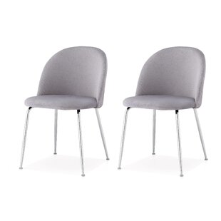 Deeter Modern Side Chair (Set of 2) by Mercer41
