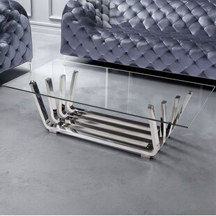 Fredrick Coffee Table by Wade Logan