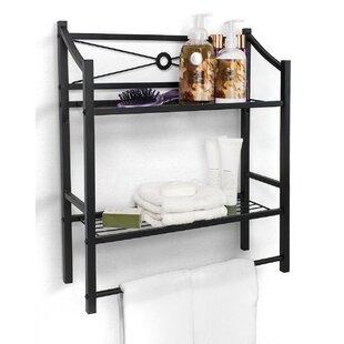 Waterfield 18.25 W x 21 H Bathroom Shelf ByWinston Porter