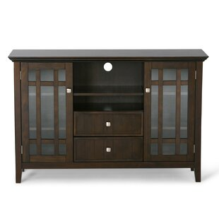 Burkhart TV Stand for TVs up to 55 by Charlton Home