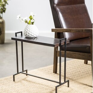 Brooklyn Rectangle End Table