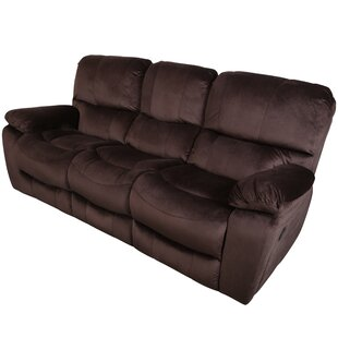 Three Posts Gracehill 3 Seats Reclining Sofa