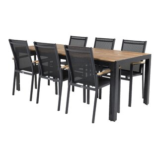 Parinaaz 6 Seater Dining Set By Sol 72 Outdoor