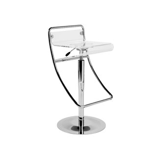 Twigg Adjustable Height Swivel Bar Stool ..