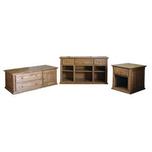 Loon Peak Lagasse Coffee Table Set