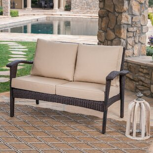 Farmhouse & Rustic Outdoor Sofas | Birch Lane