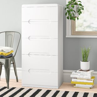 Howard 5 Drawer Chest Of Drawers By Zipcode Design