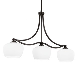 Darby Home Co Eyers 3-Light Pool Table Lights Pendant