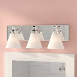 Andover Mills Carlock 3-Light Vanity Light