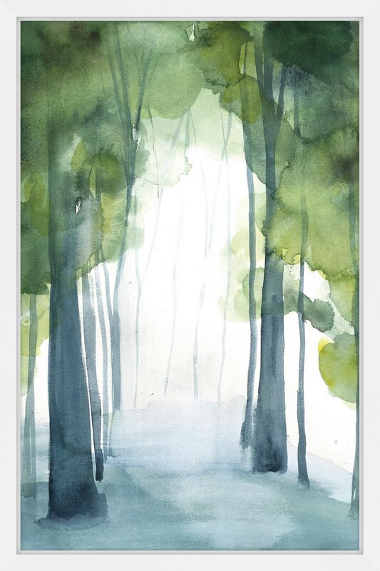 Christine Lindstrom Framed Painting Print