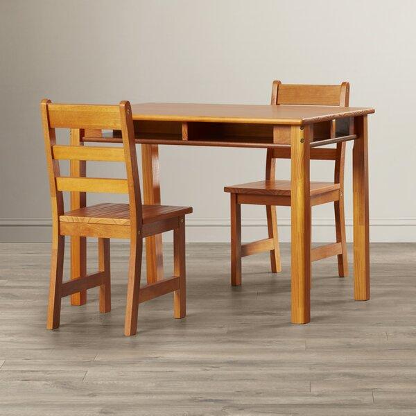 Viv Rae Alexa Kids 3 Piece Writing Table Amp Chair Set