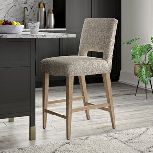 Shockey Counter 27 Bar Stool Mercury Row