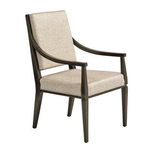 Deco Spirals Upholstered Dining Chair by ..